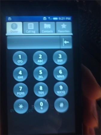 Sony Ericsson XPERIA X3, telefon Android scapat pe web intr-o noua imagine