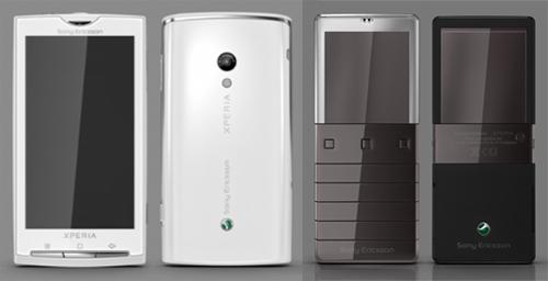 Sony Ericsson Rachael si Kiki prezentate intr-o noua serie de imagini, plus demo video