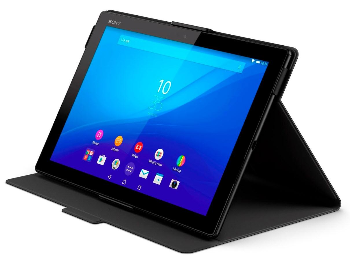 MWC 2014: Sony anunţă tableta Xperia Z4 Tablet, cu rezoluţie ridicată, carcasă ultraslim rezistentă la apă