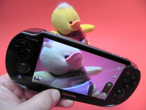 Review Sony PS Vita
