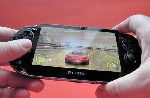 Sony PS Vita - Asphalt