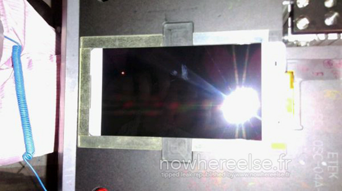 Sony Lavender are parte de încă o scăpare, dezvăluie o cameră frontală de 13 MP cu blitz, ecran edge to edge