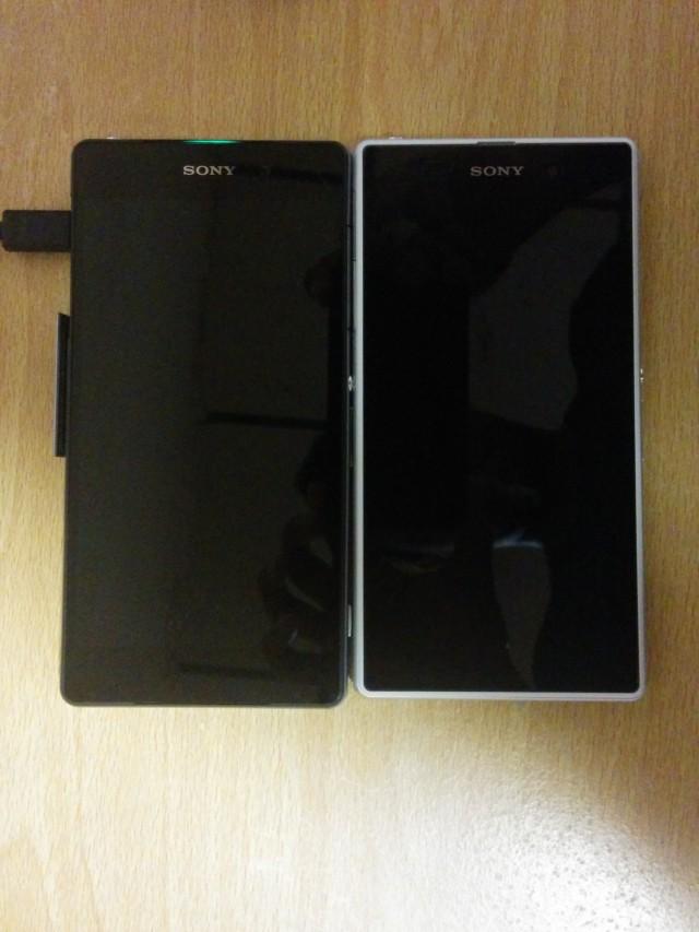 Sony Xperia Z2/Sirius comparat cu Xperia Z1 În noi fotografii
