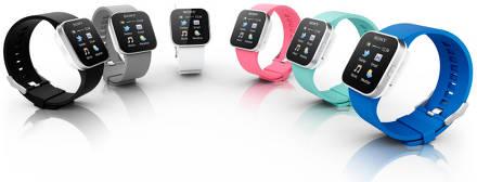 Ceas inteligent Sony Smart Watch - companion pentru telefoane Android