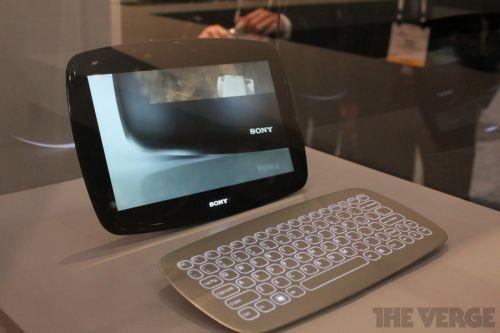 CES 2012: Sony prezintă tablete Vaio În stadiu de prototip, modele ideale pentru Windows 8?