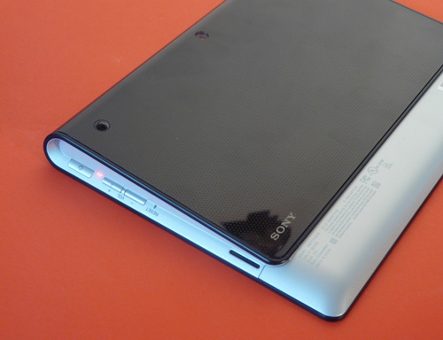 Sony Tablet S, spate
