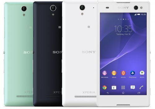 Xperia C3, telefonul selfie al celor de la Sony lansat oficial; acesta aduce o cameră frontală de 5 megapixel cu lentile wide și bliț LED (Video)