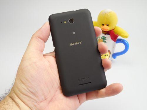 Sony Xperia E4g din spate