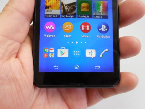 Ecran Sony Xperia E4g