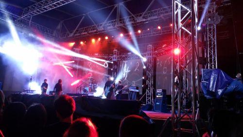 Sony Xperia M5 - Fotografii de la concert