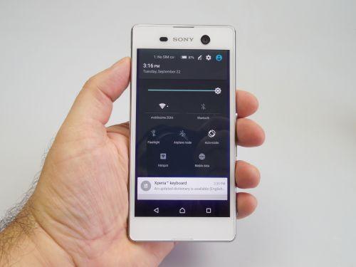 Economisire baterie Sony Xperia M5