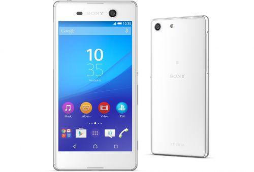 Japonezii de la Sony anunță și modelul Xperia M5; telefon rezistent la apă ce aduce un senzor foto de 21.5 megapixeli