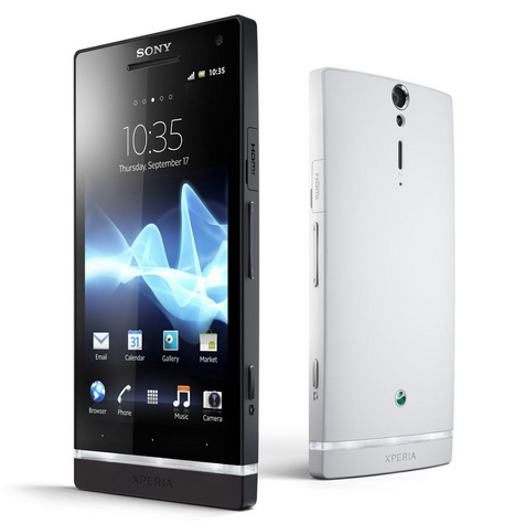 CES 2012: Sony Xperia S anunțat oficial