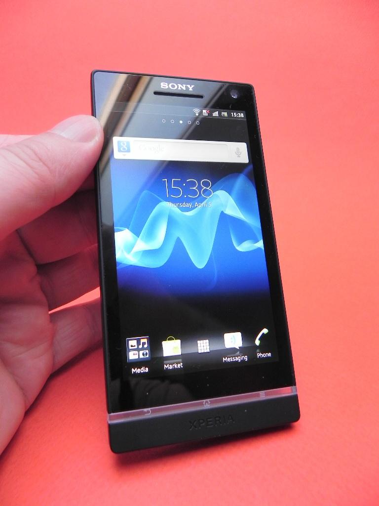 Ecran Sony Xperia S