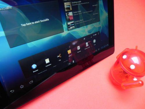 Recenzie Sony Xperia Tablet S