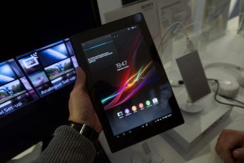 Eveniment de lansare În România pentru Sony Xperia Tablet Z: galerie foto și primele impresii