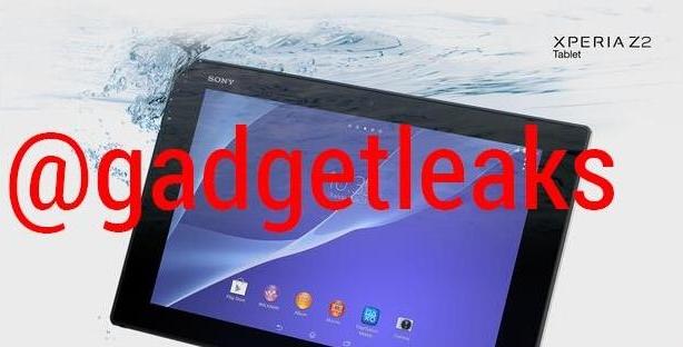 Tableta Sony Xperia Tablet Z2 apare Într-o serie de randări pentru presă; aceasta va măsura doar 6.4 mm În grosime