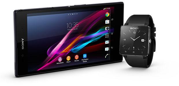 Sony Xperia Z Ultra e acum oficial: phablet rezistent la apă, cu ecran Triluminous de 6.44 inch (Video)