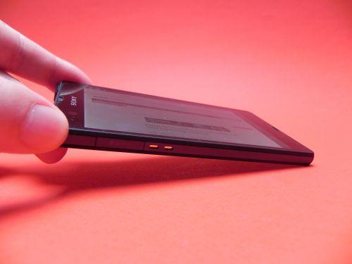 Display Sony Xperia Z