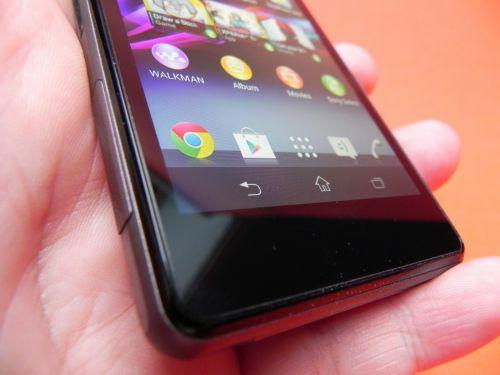 Sony Xperia Z1 Compact pe parte de hardware