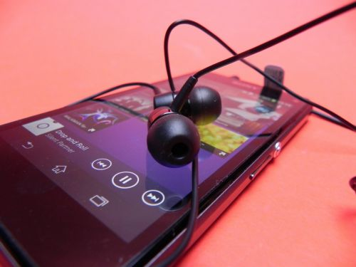 Castile lui Sony Xperia Z1 Compact