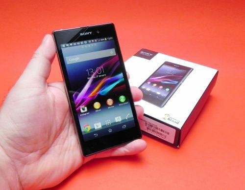 Recenzie Sony Xperia Z1