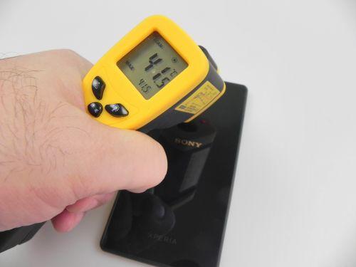 Temperatura Sony Xperia Z2 in jocuri