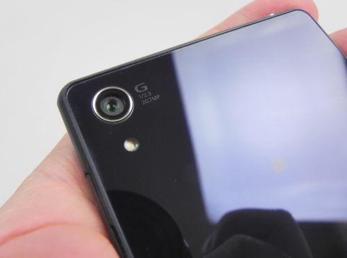 Camera Sony Xperia Z2