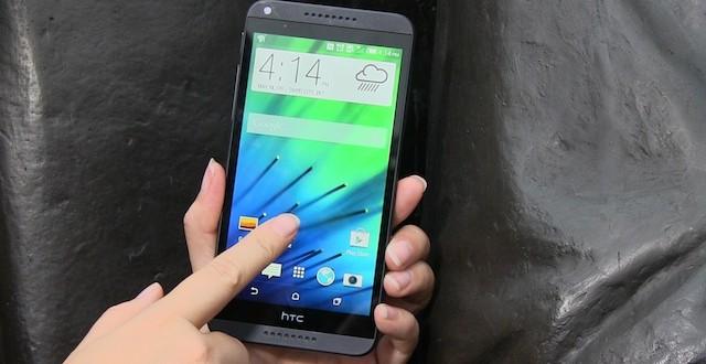 Noi imagini cu presupusul HTC Desire 820 apar pe web; Terminalul vine cu procesor Snapdragon 616 (64 bit)