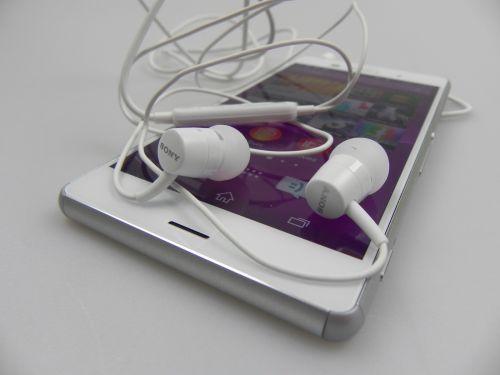Castile lui Sony Xperia Z3