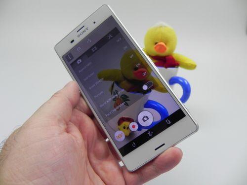 Setarile camerei lui Sony Xperia Z3