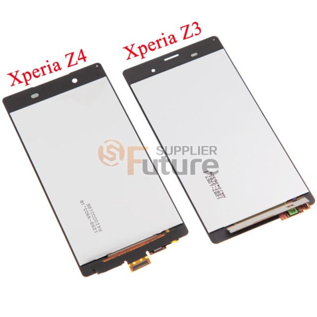 Sony Xperia Z4 are parte de o scăpare din nou; Panoul sau LCD touch apare pe web