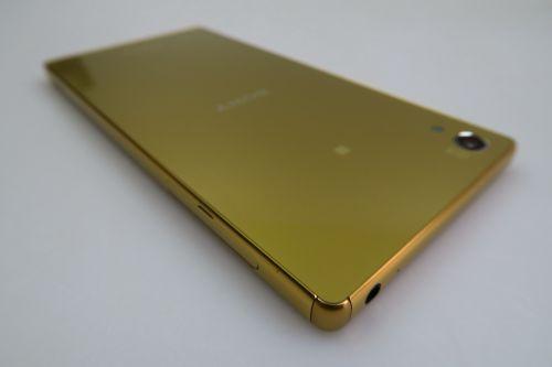 Designul lui Sony Xperia Z5 Premium