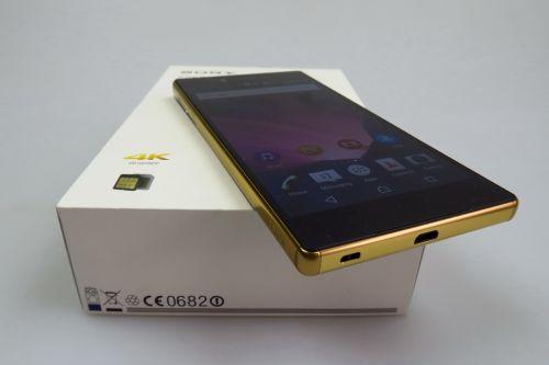 Sony Xperia Z5 Premium scos din cutie