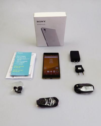 Sony Xperia Z5, continutul cutiei