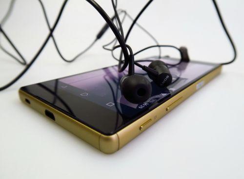 Sony Xperia Z5 scos din cutie