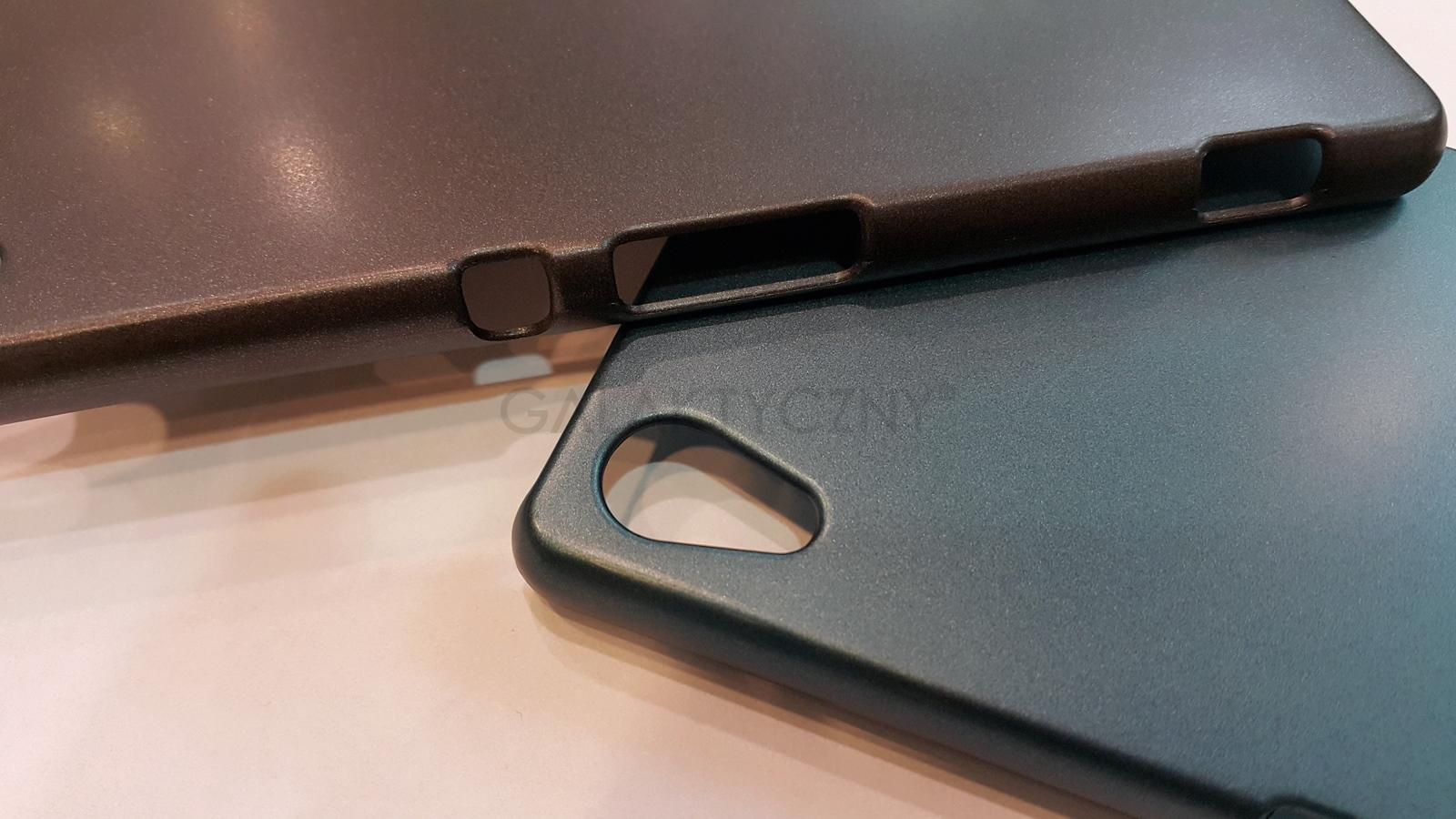 O carcasă pregătită pentru Xperia Z4, ne dezvăluie poziționarea butoanelor viitorului flagship Sony