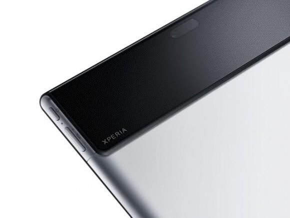 Imagini și detalii legate de Sony Xperia Tablet