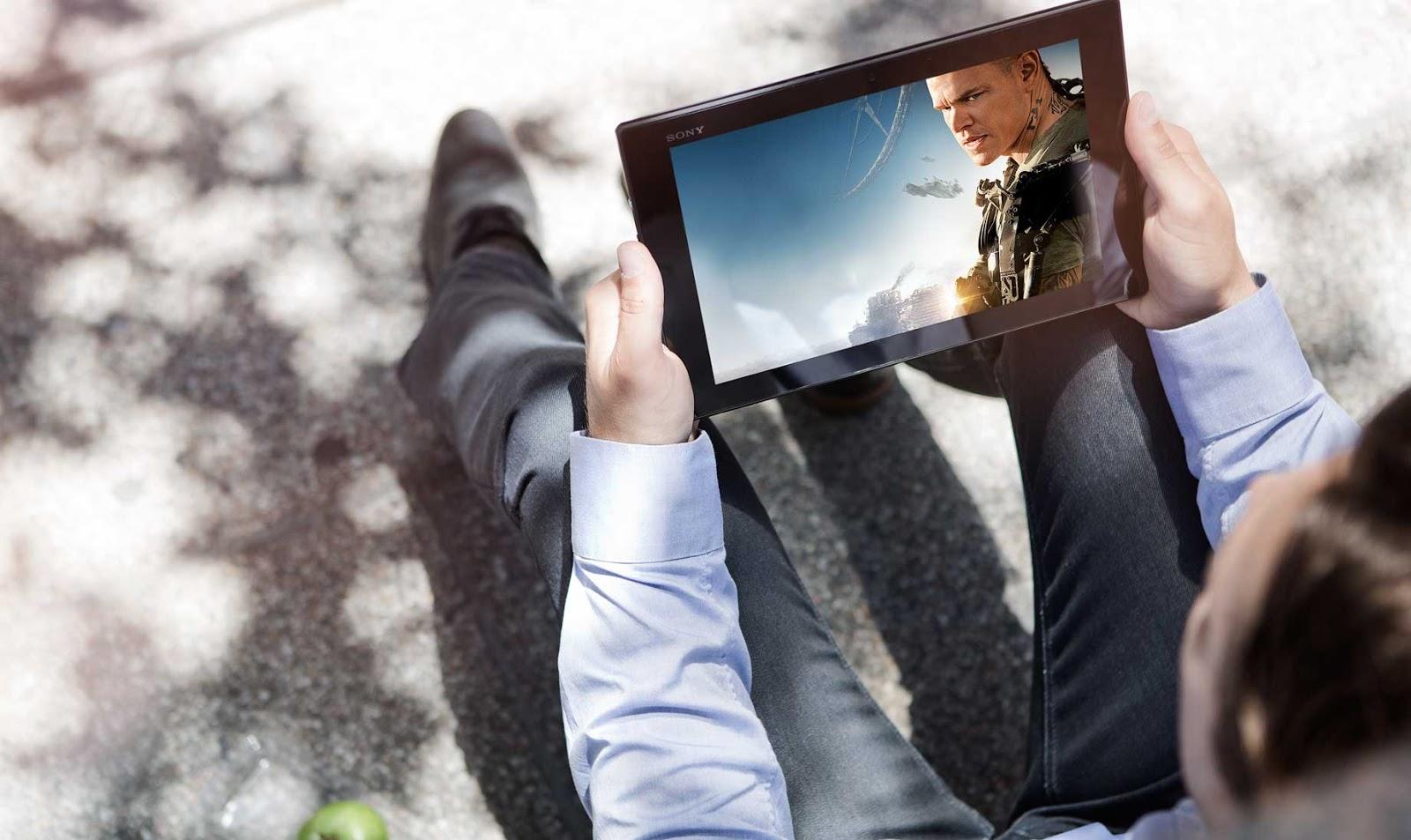 Sony ar putea lansa o tabletă de 12 inch la începutul anului viitor