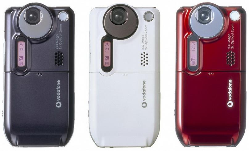 Ştiaţi că: primul telefon cu zoom optic a fost produs de Sharp şi lansat în iulie 2004; iPhone-urile nu îl au nici acum!