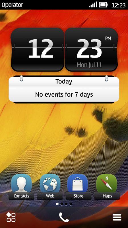 """Frumoasa și... """"Bellestia"""": un nou capitol din istoria Symbian, scris astăzi prin Symbian Belle (Video)"""