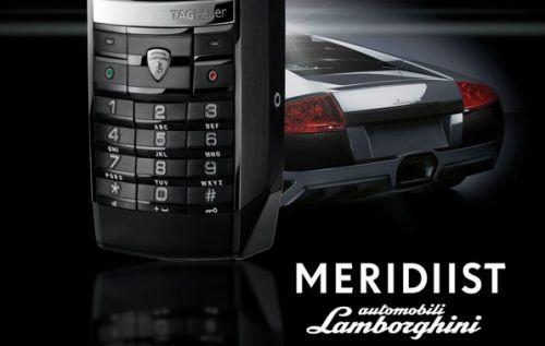 TAG Heuer Meridiist Lamborghini