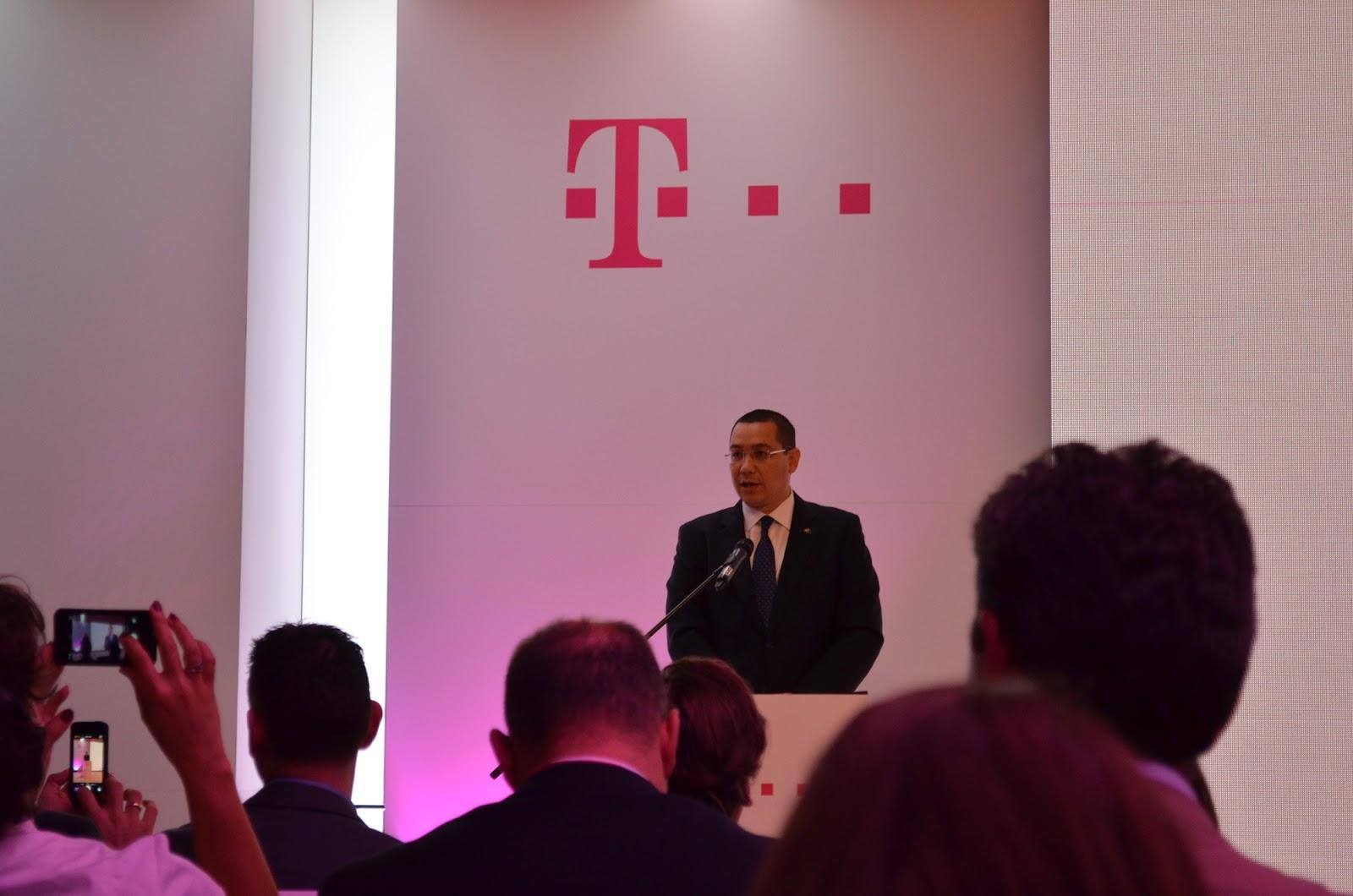 Telekom România debutează oficial pe plan local În cadrul unui eveniment plin de culoare la care iau parte și personalități din Guvern