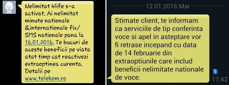 Telekom suspendă numeroase cartele pre-paid pe fondul unor abuzuri de minute naționale; iată întreaga poveste din spatele ofertei Nelimitat 4life