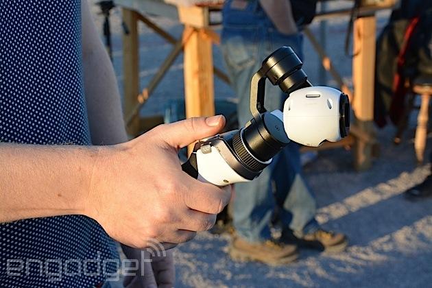 Echipamentele foto ale dronelor ajung accesorii de smartphone-uri; Iată un device de acest gen de la firma DJI