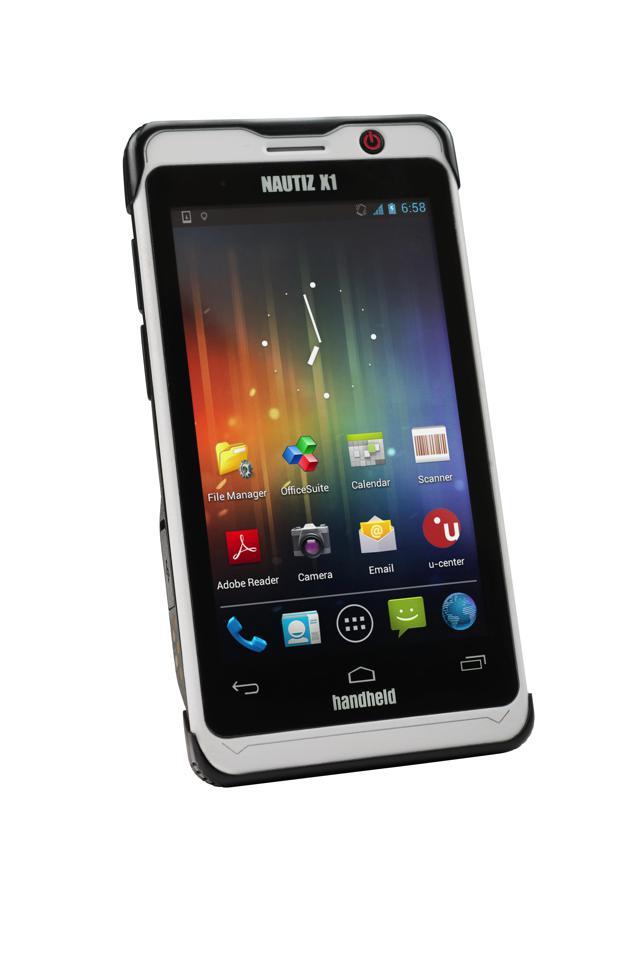 Nautiz X1, telefon bărbătesc ultrarezistent disponibil acum