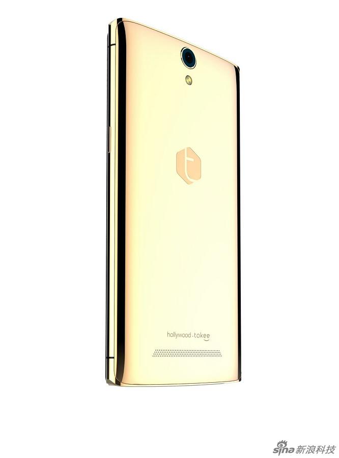 Takee 1 este un telefon cu ecran ce are un efect holografic, imaginea 3D este obținută de un accesoriu special