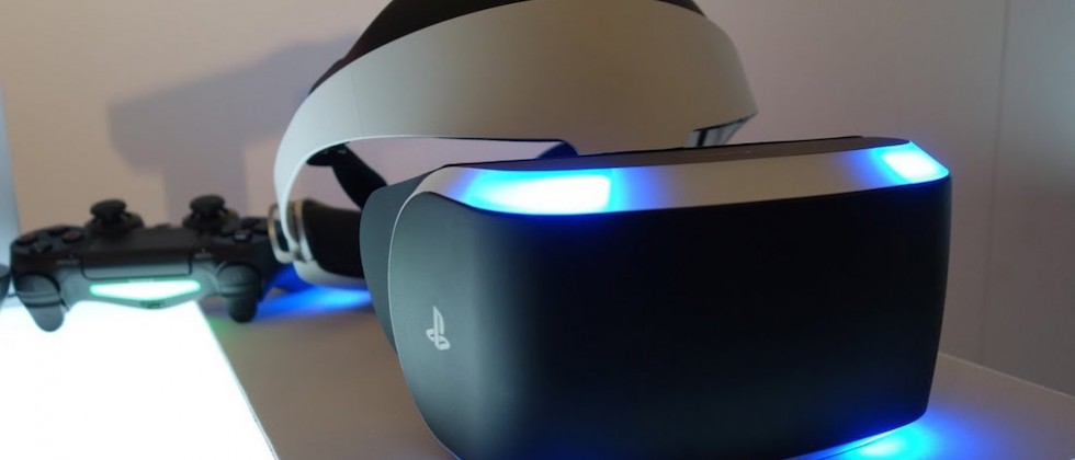 Headsetul VR de la Sony anunţat oficial la Tokyo Game Show; Rebranduit din Project Morpheus în PlayStation VR