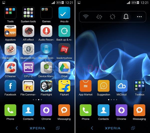 Cea mai nouă interfața MIUI disponibilă și pentru telefonul tău Android, prin MIUI 6 Express Launcher