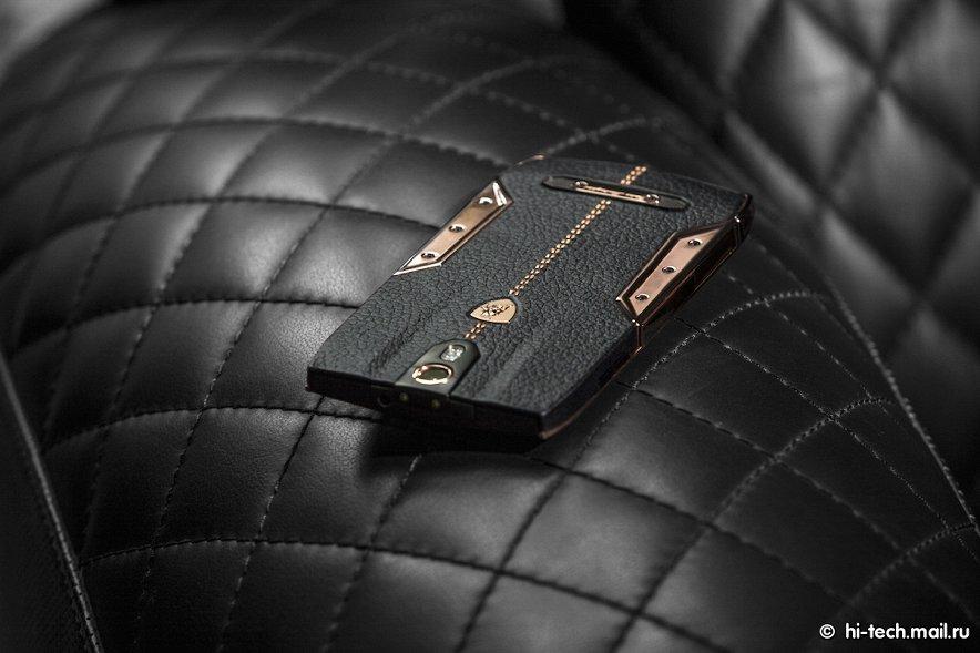 Tonino Lamborghini 88 Tauri este un nou smartphone de lux cu preț de 6.000$